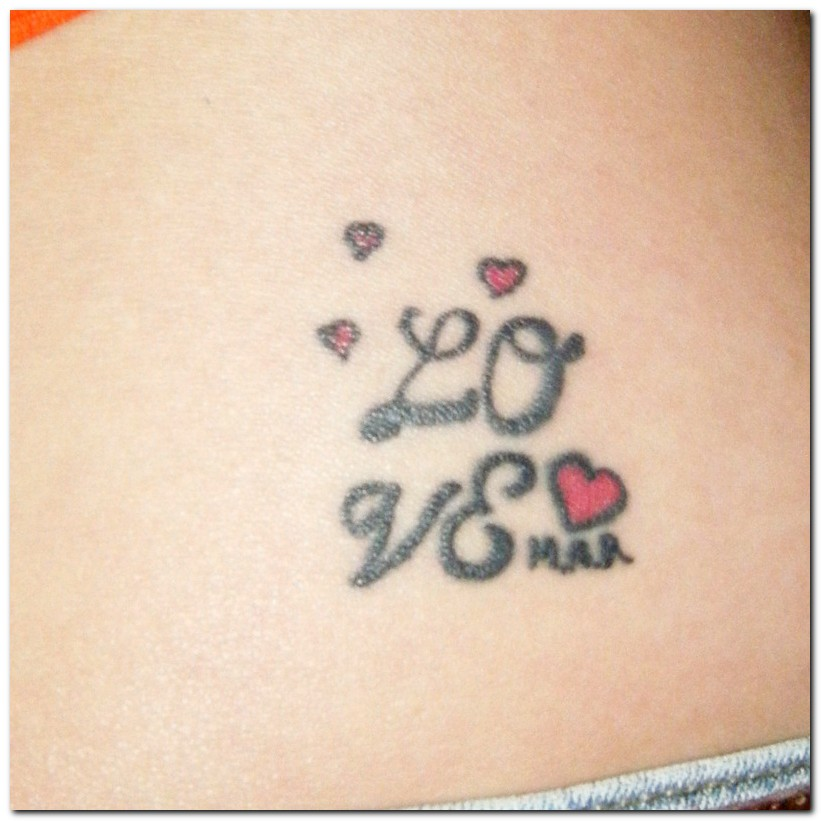 Love Tattoos And Tattoo Designs