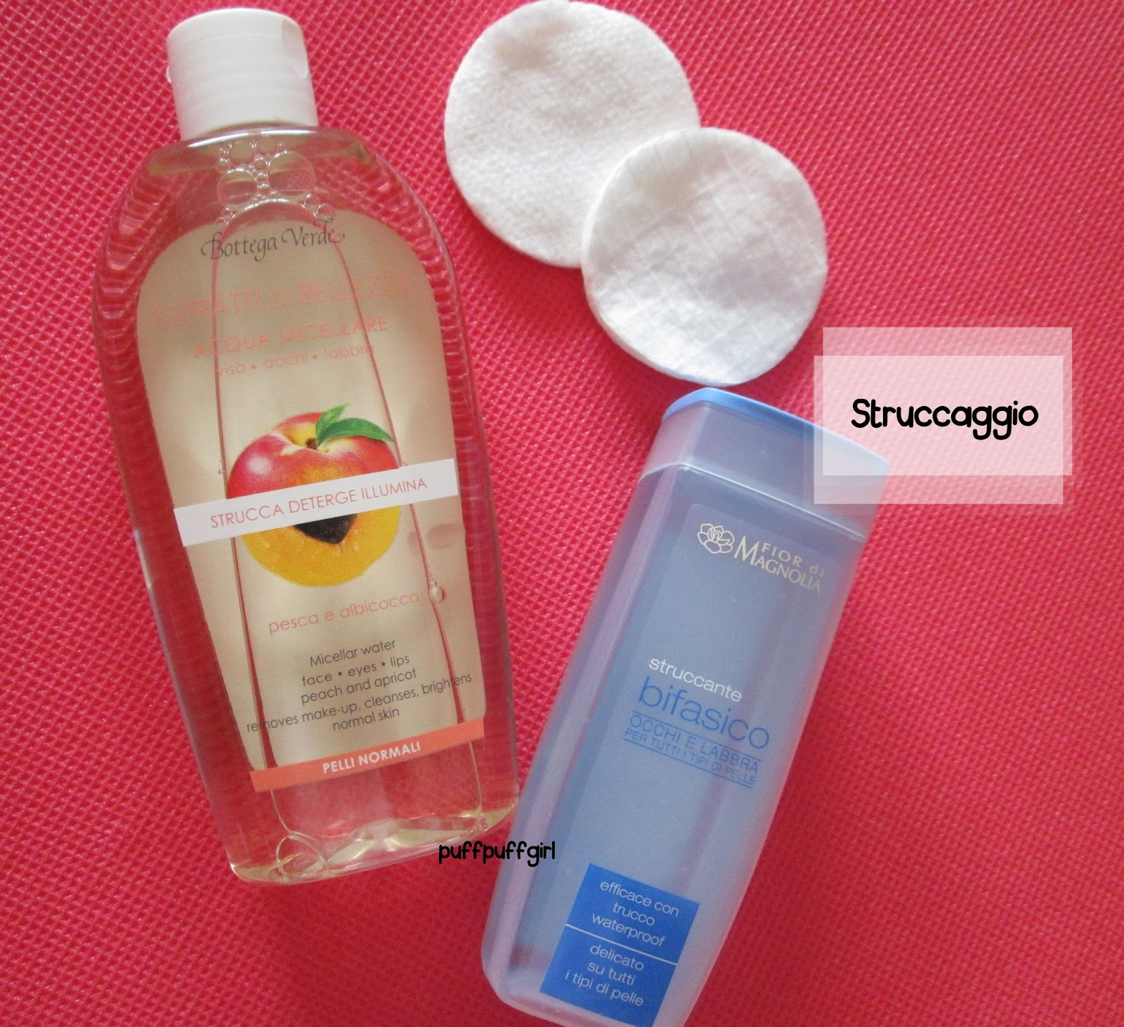 Il Blog di Puffpuffgirl ♥: Skin Care Routine #6