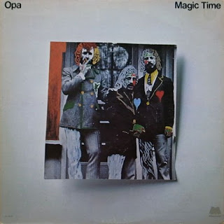 OPA - 1977 - Magic Time