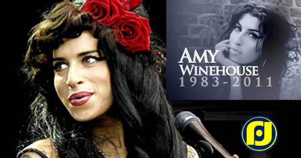 A vida de Amy Jade Winehouse