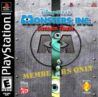 descargar monsters inc psx mega