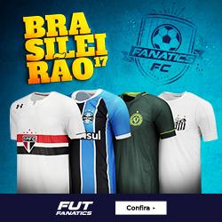 a97a19b751c Fut Fanatics - Loja virtual especializada em camisas de futebol e artigos  esportivos dos principais clubes e seleções do Brasil e do mundo.