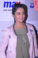 Sri Mukhi in Denim and Jacket at Max Summer Collection Launch  Exclusive 001.JPG