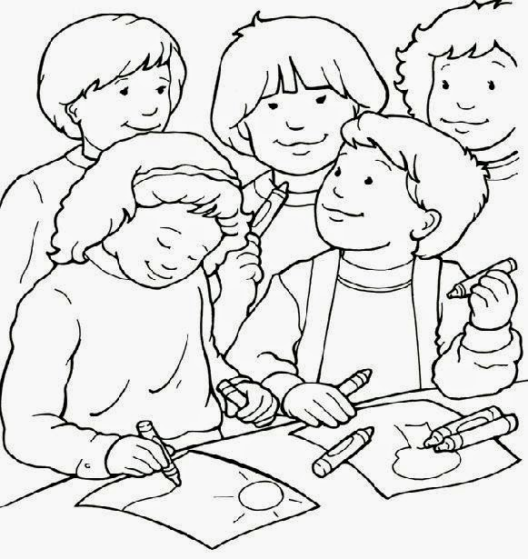 coloring pages childrens sermon - photo#17