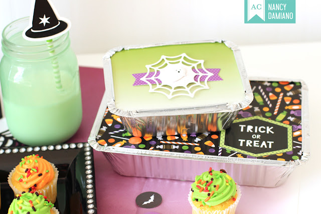 Nancy Damiano Halloween Treat American Crafts
