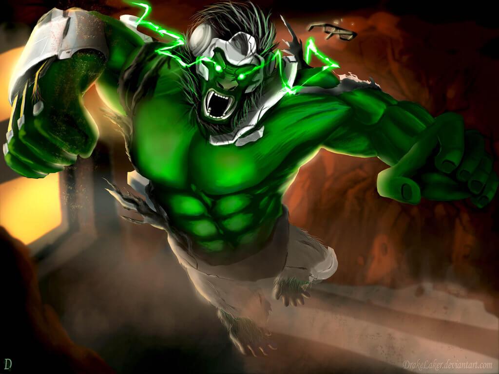 Hulk Winston by drakelaker