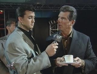 WWE / WWF Capital Carnage 1998 - Vince & Shane McMahon