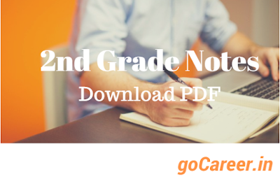 Download Mathematics RPSC Second Grade Mathematics Notes in PDF