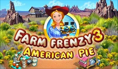 Farm Frenzy 3: American Pie v1 0 APK+DATA MOD (Unlimited Diamond