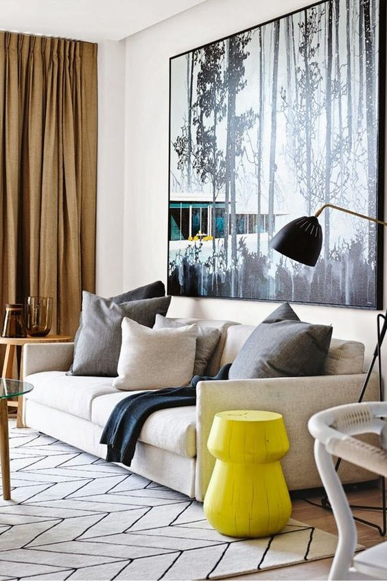 50+ Ideas Decoration of Modern Small Rooms With Pictures 52