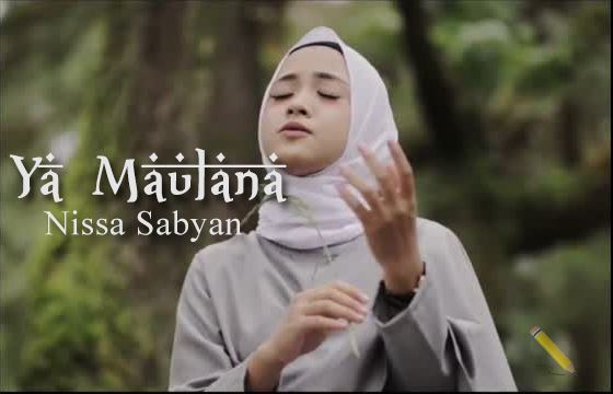 Download mp3 nissa sabyan maulana
