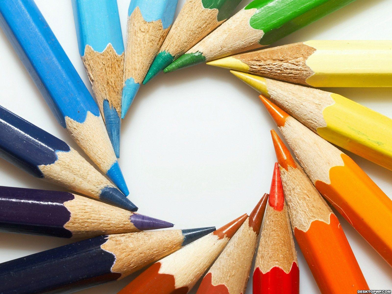 Parineeti Chopra Wallpaper 3d Colorful Pencils Wallpapers