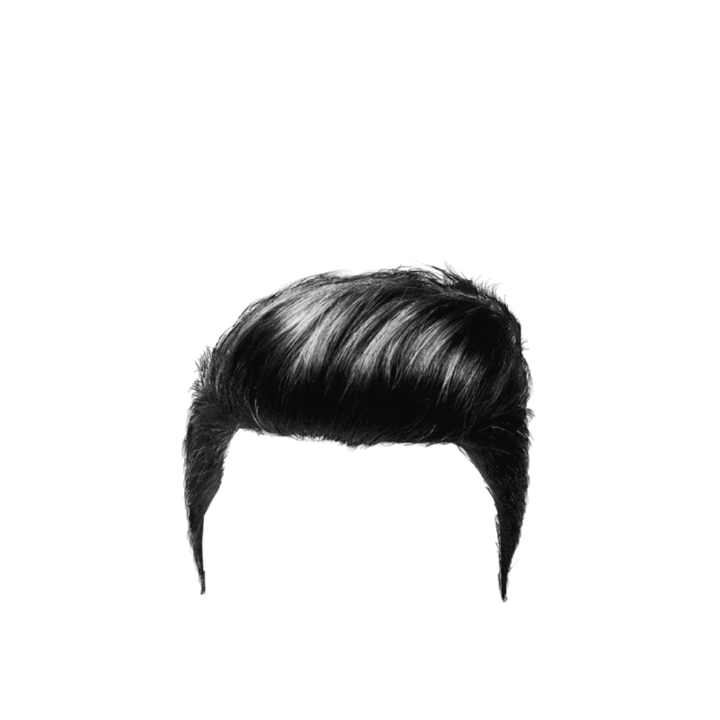 Part01 Real Hair Png Zip File Free Download Men Hair Pngs For