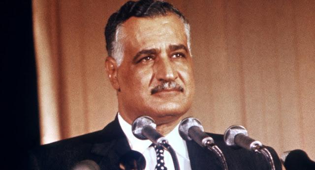 الرئيس جمال عبد الناصر - قيادة القومية العربية