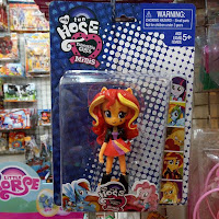 Fake MLP Equestria Girls Minis Sunset Shimmer Figure