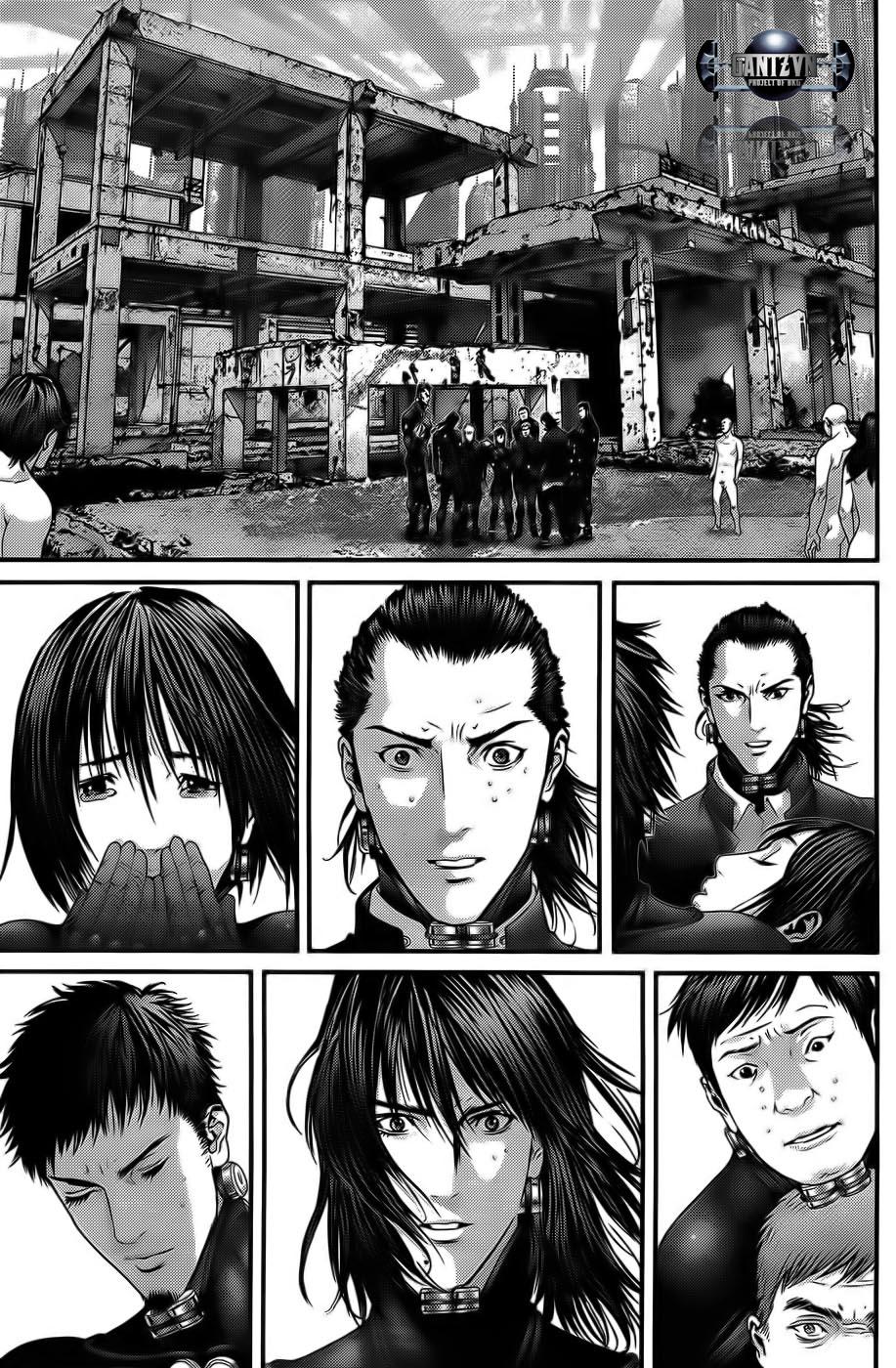 Gantz chap 358 trang 10