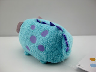 disney monsters inc tsum tsums sulley