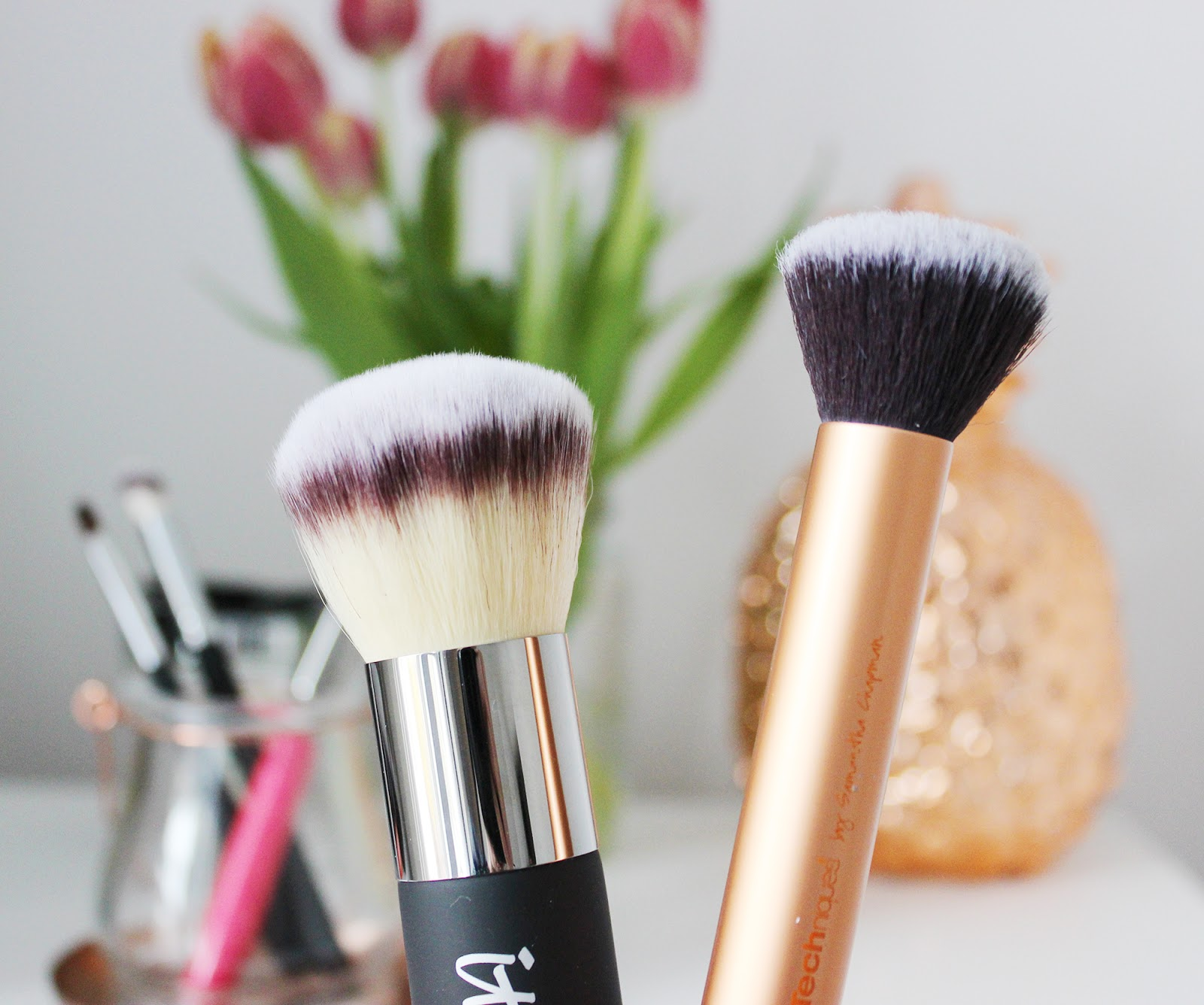 5 affordable makeup brushes from Zoeva, Real Techniques, Crownbrush, IT cosmetics