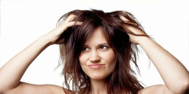 mengatasi kulit kepala gatal