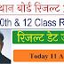 राजस्थान बोर्ड भर्ती कक्षा 10 वीं और 12 वीं के परिणाम RBSE 5th Result 2019 declared
