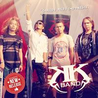 Lirik Lagu KK Band Garuda Muda Indonesia