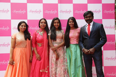 Celebrities inaugurates Sankalp The Boutique Image