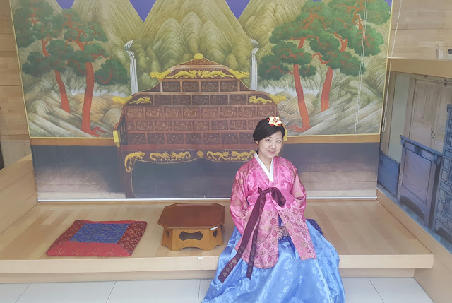free hanbok in korea