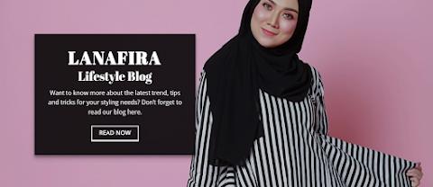 LANAFIRA.COM Butik Muslimah Trendy
