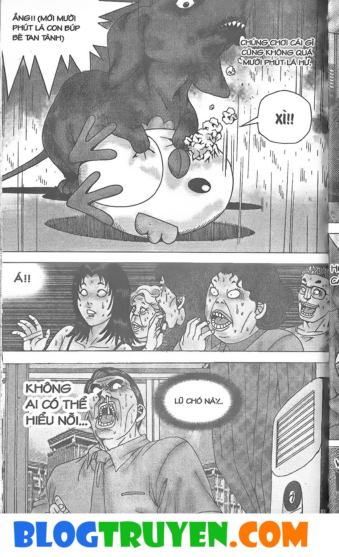 Bitagi - Anh chàng ngổ ngáo chap 322 trang 29