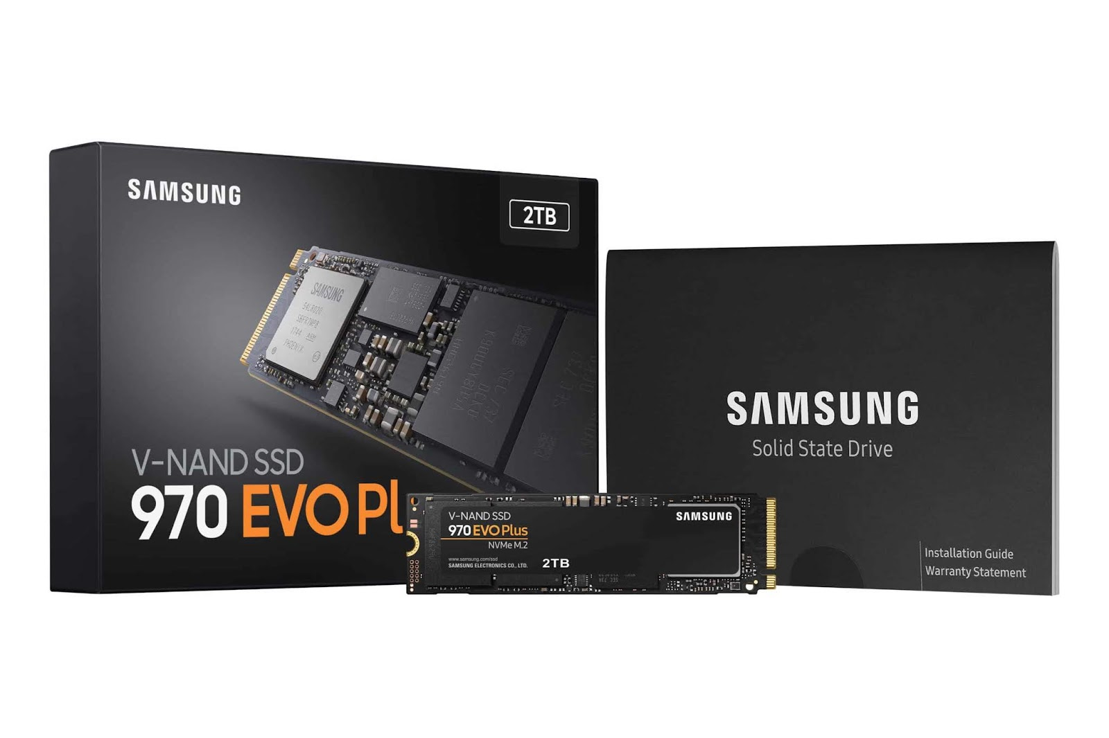 Samsung Electronics Sets New Performance Levels for Consumer NVMe SSDs with 970 EVO Plus