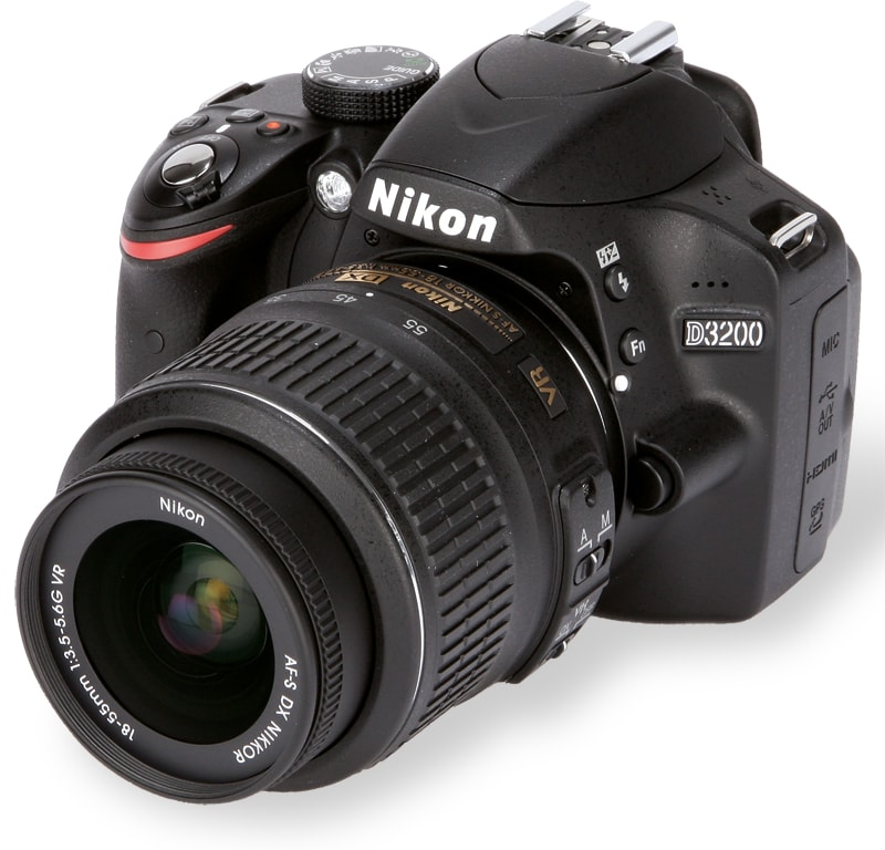 Nikon D3200 Firmware Downloads