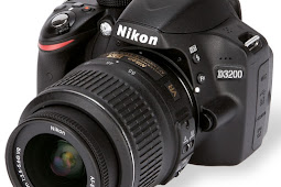 Nikon D3200 Software Downloads and Firmware