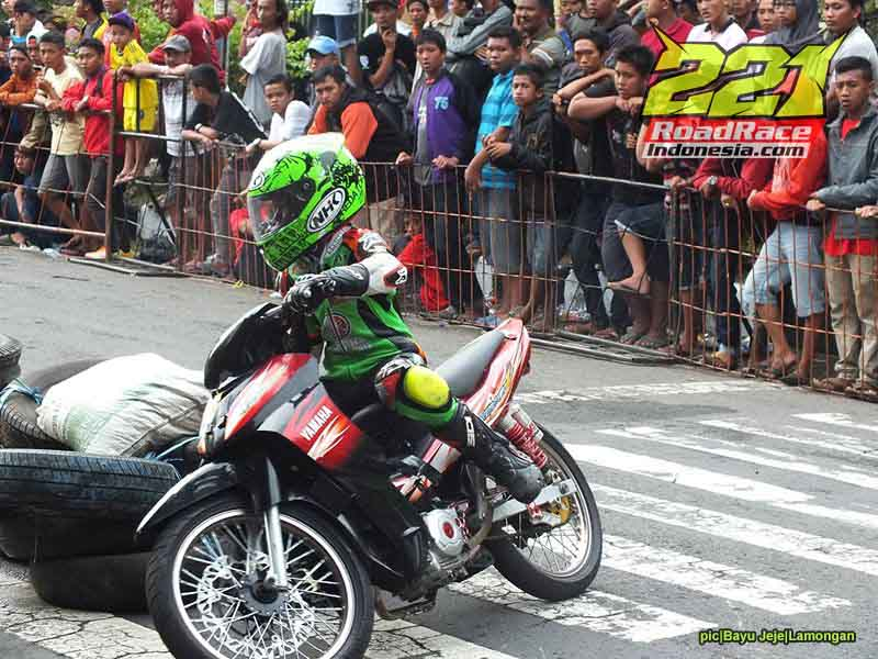 Kelas MP5 MP6 Road Race Tulungagung, Peserta Wajib Bawa Raport SD