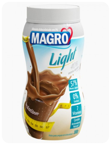 Achocolatado light