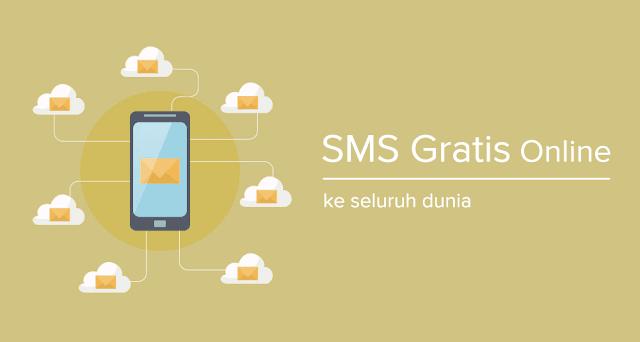 Cara Kirim SMS Gratis secara Online lewat Internet