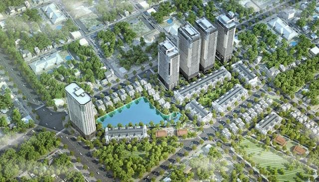 Tổng quan dự án Flc Garden City - Đại mỗ