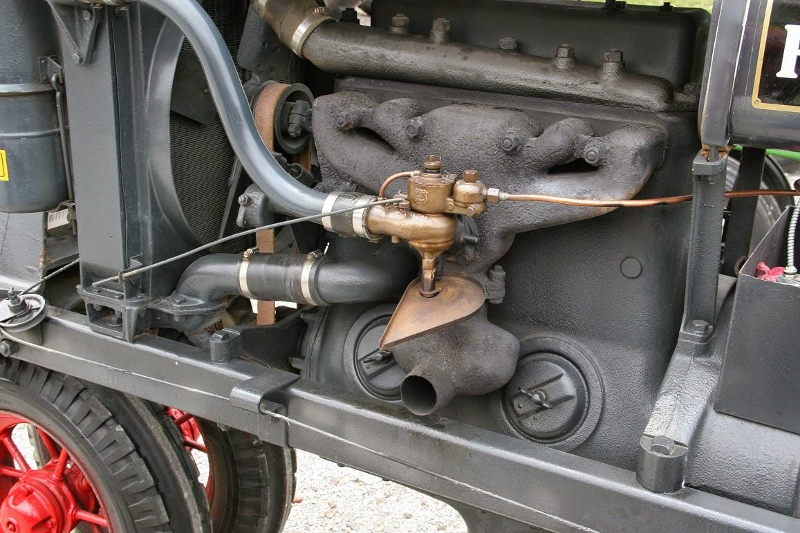 Farmall Regular Carburetor Diagram A