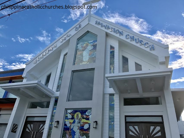 NUESTRA SEÑORA DE SALVACION PARISH CHURCH, San Fernando City, La Union, Philippines