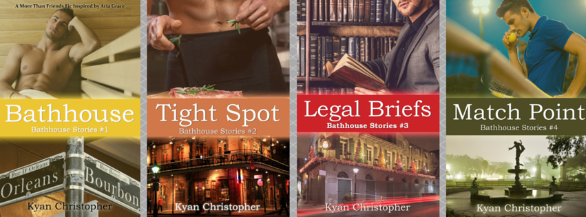 Kyan Christopher Books