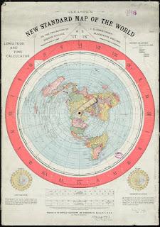 Mapa calculador de Gleason, c. 1895