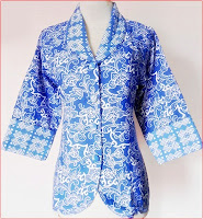 Busana Batik Modern Baju Batik Pria Batik Tulis Modern