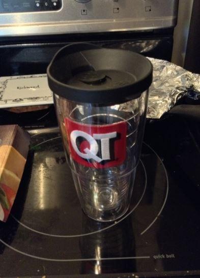 Quiktrip Qt 52oz. Travel Mug Cup Thermo-serve Retired Car Design ...