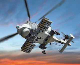 Helikopter Wildcat AL Inggris