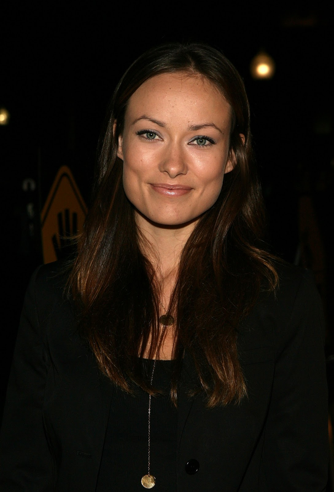 Olivia Wilde Braless Wearing A Wide Open Top At Django: Olivia Wilde Pictures Gallery (17)