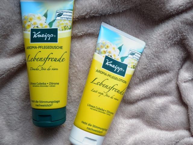 recenze přírodní kosmetiky, kneipp produkty