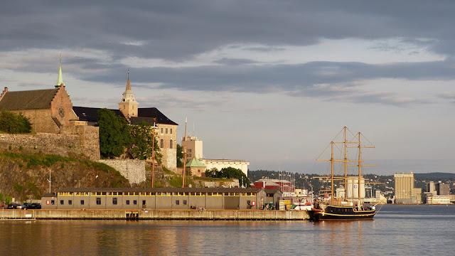Hành trình một ngày khám phá thủ đô Oslo, Nauy