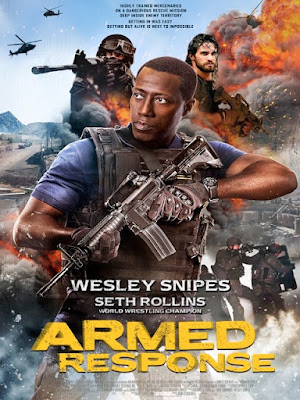 Download Film Armed Response (2017) BRRip Subtitle Indonesi