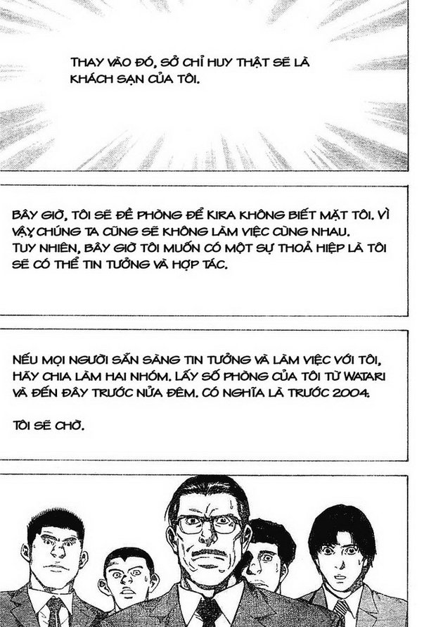 Death Note chapter 010 trang 18