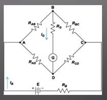 Working Principle of Load Cell - Wheatstone Bridge
