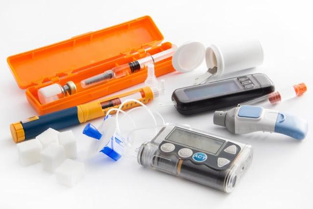 Амбулаторный набор для введения инсулина включён в список льготных медизделий
